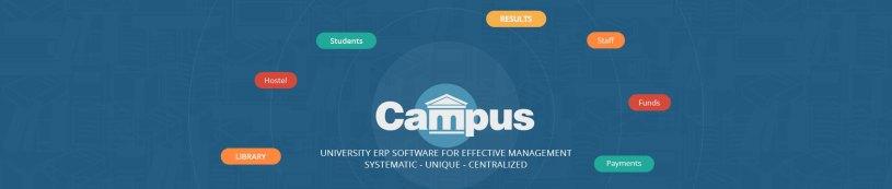 Campus management ERP software