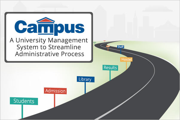 university management ERP system