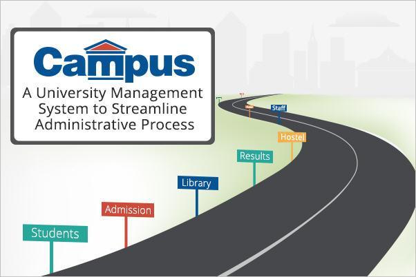 Campus ERP Software