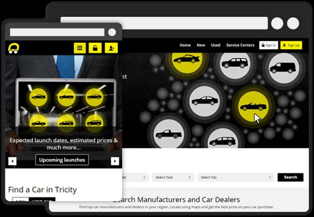 Yo!Drive Online Car Portal Script