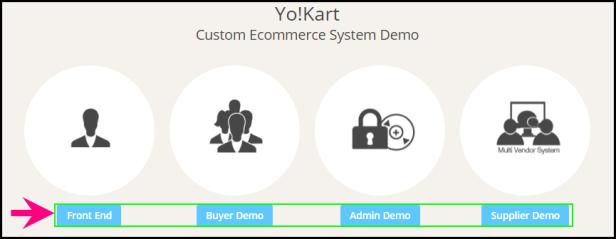 Multi-vendor Ecommerce MarketPlace Demo