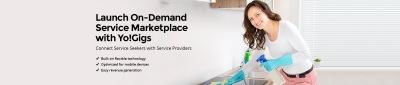 Yo!Gigs - Service Marketplace Script