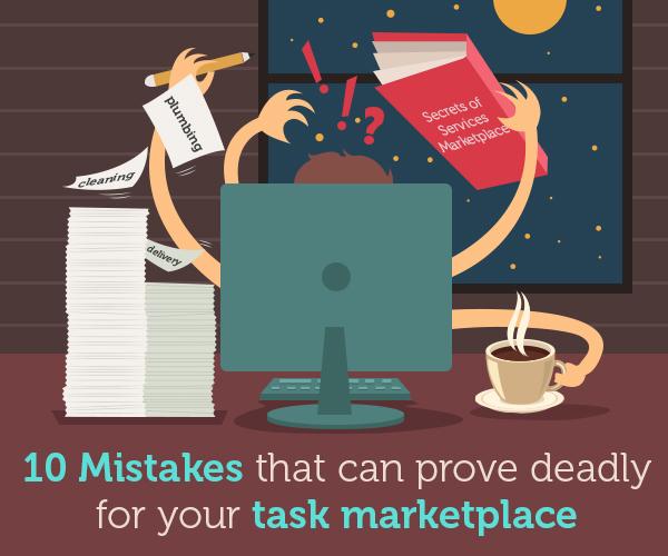 create a service marketplace website
