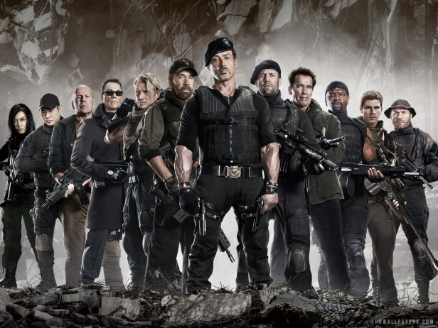The Expendables (Series)