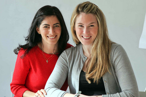 Adelaide Lancaster and Amy Abrams (Founders Ingoodcompany)