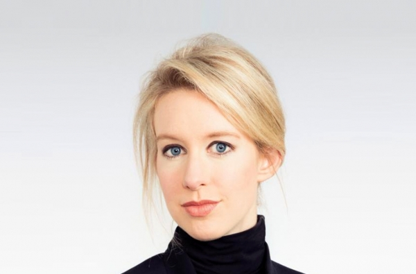 Elizabeth Holmes (Founder and CEO of Theranos)