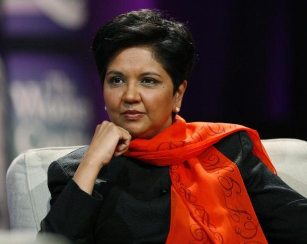 Indra Nooyi (Chairperson & CEO PepsiCo)
