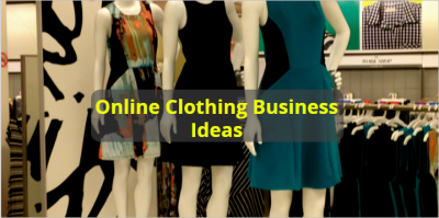 clothing business dieas