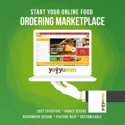 online food ordering marketplace