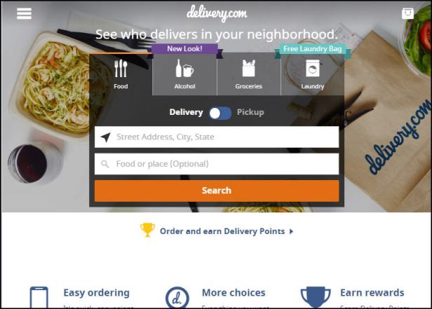 people order online from their favorite local businesses