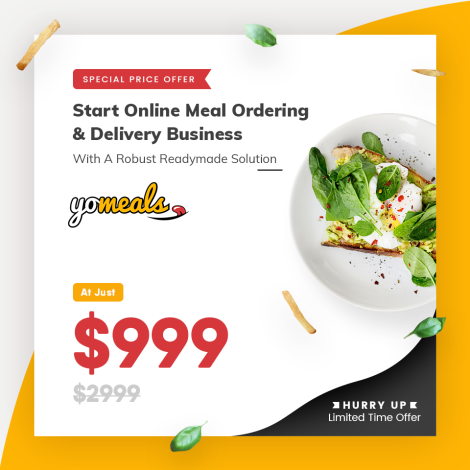 Start Best Prepared Meal Delivery Service Website With